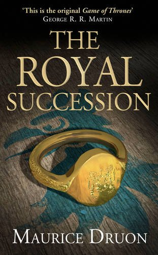 book cover of The Royal Succession