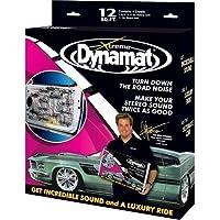 Dynamic Control 10435 Dynamat 10435 Extreme Door Kit Ceiling Kit Sound Dampening Xtreme