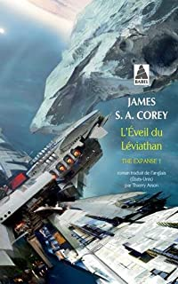 The expanse 01 : L'éveil du Léviathan, Corey, James S. A.
