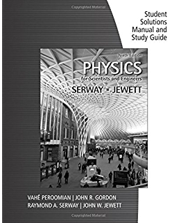 Amazon physics for scientists and engineers with modern physics study guide with student solutions manual volume 1 for serwayjewetts physics for scientists fandeluxe Images