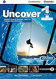 Uncover 1 - Combo a - With Online Workbook and Online Practice