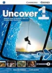 Uncover Level 1 Combo a With Online Workbook and Online Practice