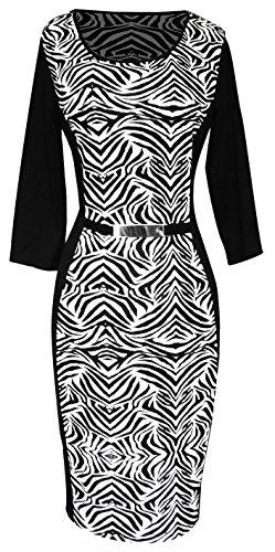 Zebra Formal Dresses - 2