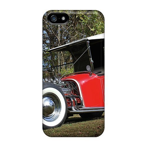 LastMemory Iphone 5/5s Well-designed Hard Case Cover 1923 Dodge Roadster - Dodge Roadster