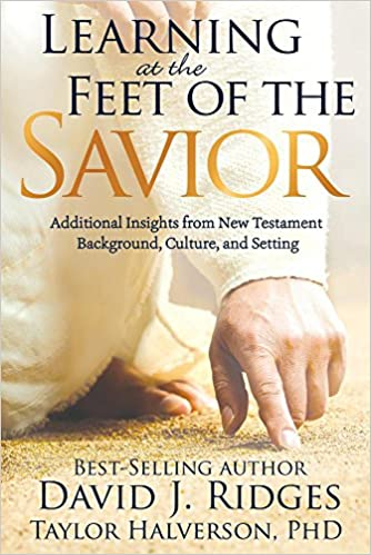 Image result for learning at the feet of the savior