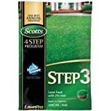 Scotts 33040 LawnPro Step 3 Lawn Food with 2-Percent Iron, 32-0-4, 12.50-Pound