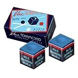 Blue Diamond Billiard Chalk! The Worlds Best By Longoni!