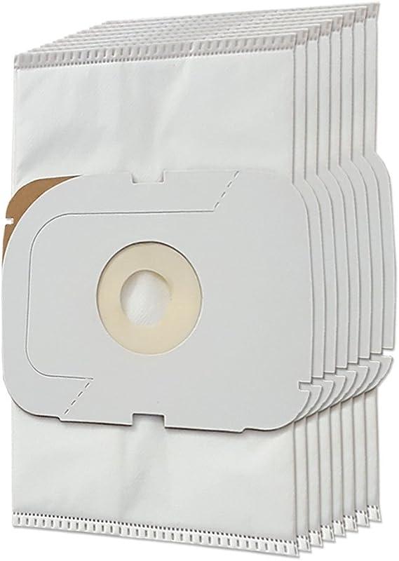 8 bolsas aspiradora para Lux Intelligence Royal Edition: Amazon.es: Hogar