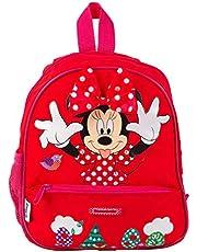 Samsonite Minnie Mouse 60323MINN rugzak, 7 l, voor kinderen, scholen, vakantie en meer, officieel Disney-product, roze