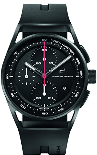 Porsche Design 1919 Chronotimer Automatic Watch, Titanium, 6020.1.02.003.06.2