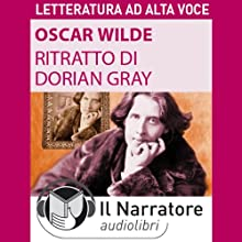 Il ritratto di Dorian Gray Audiobook by Oscar Wilde Narrated by Luigi Marangoni