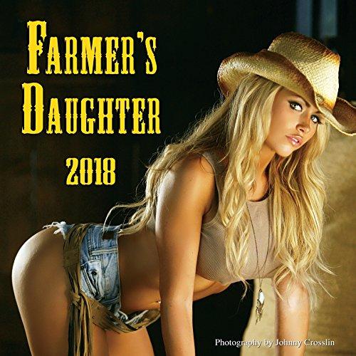 Farmer's Daughter 2018 Wall Calendar - Nude Calendar