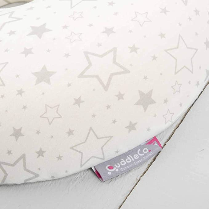 CUDDLE CO Cojin Maternal Memory Foam: Amazon.es: Juguetes y ...