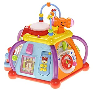 Toyshine Multifunctional Learning Play Center...