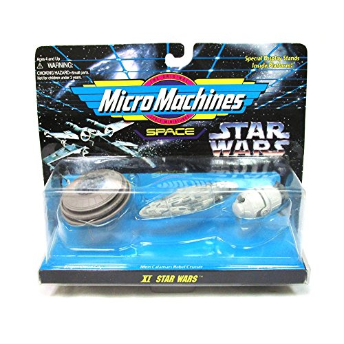 Galoob Star Wars Micro Machines Set XI with Bespin Cloud ...
