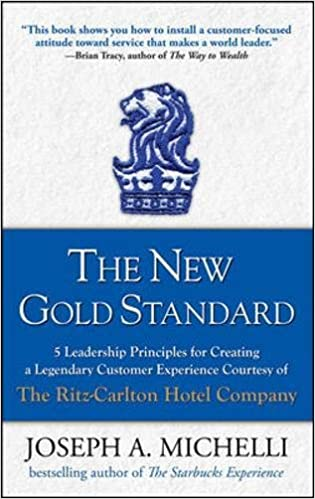the new gold standard 5 leadership principles for creating a