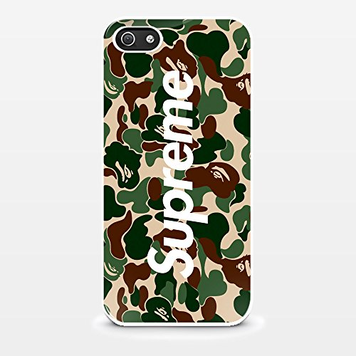 sale retailer 65cb1 319c0 Top 5 Best iphone 5c phone case supreme bape to Purchase (Review ...