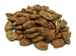 Weaver Nut Butter Toffee Pecans (1 LB.)