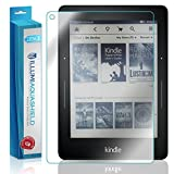 Amazon Kindle Voyage Screen Protector (2-Pack), ILLUMI AquaShield Full Coverage Screen Protector for Amazon Kindle Voyage HD Clear Anti-Bubble Film