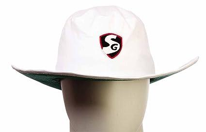 55796470f SG Panama Premier Cap (White)