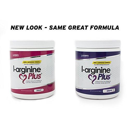 L Arginine Plus Heart Health Supplement