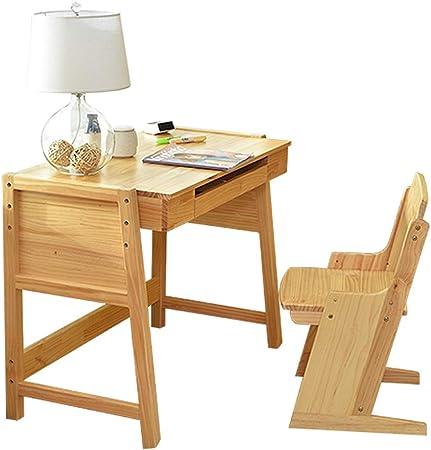 Juegos de mesas y sillas Mesa de estudio y mesa de sillas en casa latas de