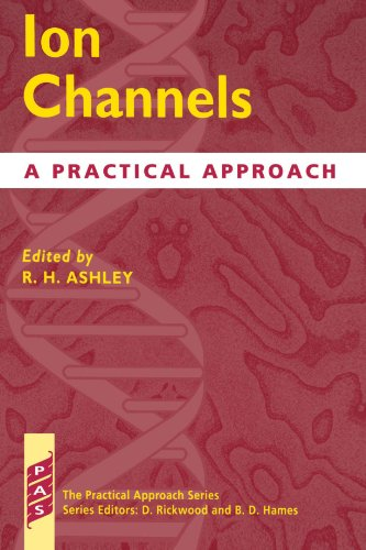 Ion Channels: A Practical Approach (Practical Approach Series)