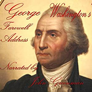 George Washington's Farewell Address Audiobook