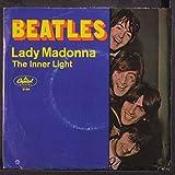 lady madonna 45 rpm single