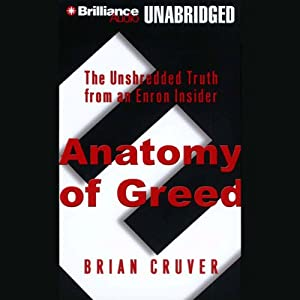 Anatomy of Greed Audiobook