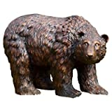 SPI Home 50751 Rust Finish Garden Bear Sculpture