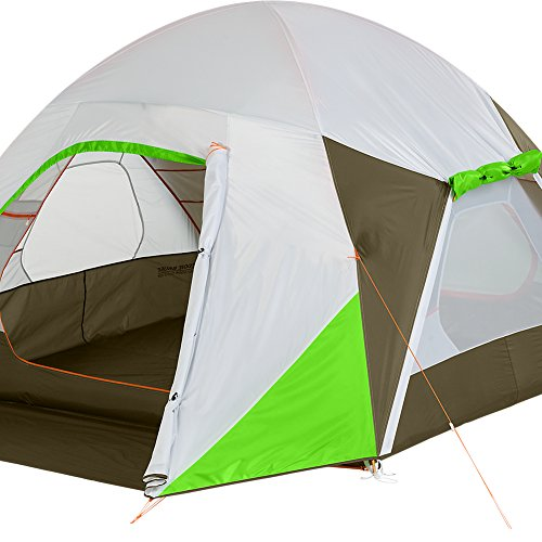 Eddie Bauer Unisex-Adult Olympic Dome 4-Person Tent, Green ONE SIZE
