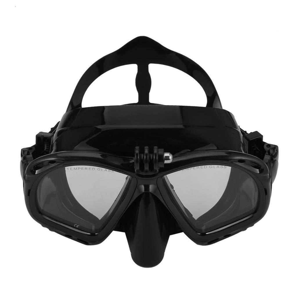 Provide The Best Subacu/ática Profesional de la m/áscara de Buzo Scuba Snorkel Gafas de nataci/ón de Alto Rendimiento C/ámaras Deportes Gafas de Buceo