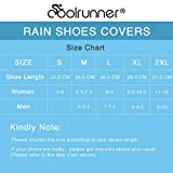 Coolrunner Rain Shoes Boots Covers Overshoes