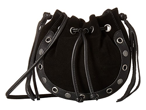Lucky Tuli Pouch Cross Body, Black by Lucky Brand