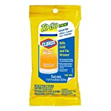 Clorox Disinfecting Wipes To Go, Citrus Blend, 9 Count (Pack of 24)