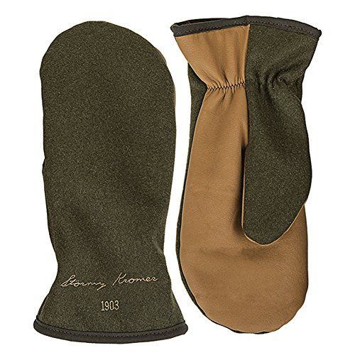 Stormy Kromer Men, Women Tough Mitts Olive L from Stormy Kromer