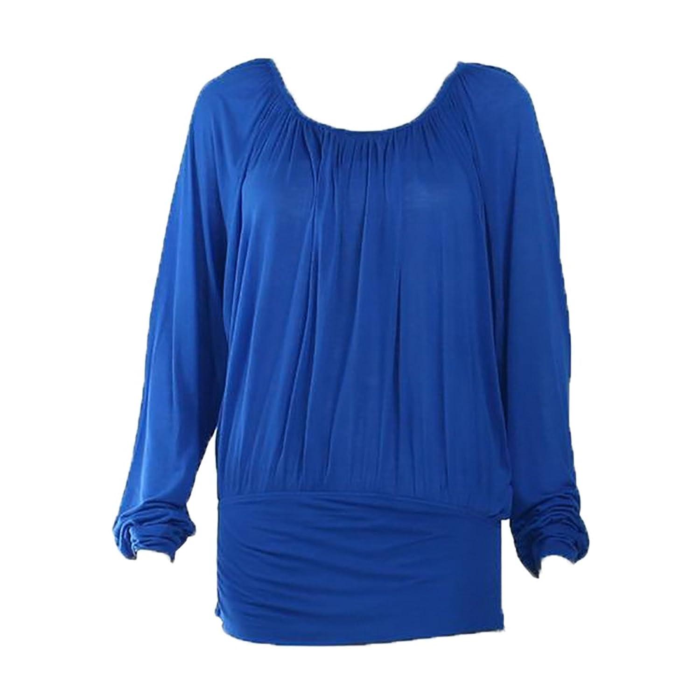 Soft Joie Women's Marta Gathered Top, Blue