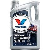 Valvoline 787007 SynPower SAE 5W-30 Full Synthetic Motor Oil - 5 Quart