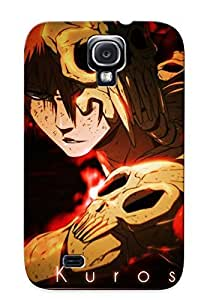Etnffd-3829-zjuheea Faddish Anime Bleach Case Cover For Galaxy S4 With Design For Christmas Day's Gift