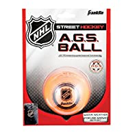Franklin Streethockey Ball AGS High Density, orange, 12217