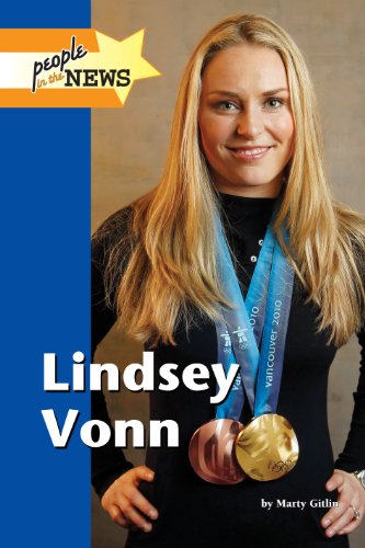 Lindsey Vonn  People In The News