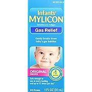 Mylicon Infant Gas Relief Drops Original Formula 1 oz (30 ml)