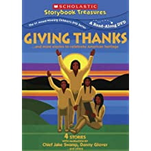 Giving Thanks and more stories to celebrate American Heritage (2011)