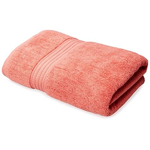 Discount Kassatex Kassadesign Brights Collection Wash Towel, Wild Salmon free shipping