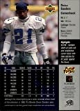 1997 Upper Deck #139 Deion Sanders Near Mint/Mint