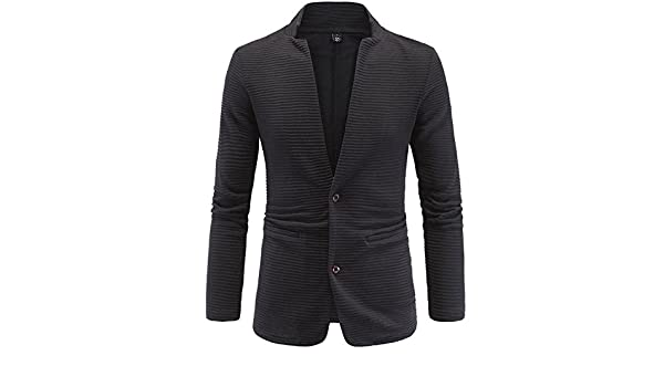 Juseesij Mens Blazer Jacket Polyester Cotton Plus Size Men Leisure Suit Patchwork Black 5Xl Slim Fit Blazer Blazer Suit at Amazon Mens Clothing store: