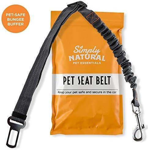 Cinturón de Seguridad para Mascotas Simply Natural Cinturón de ...