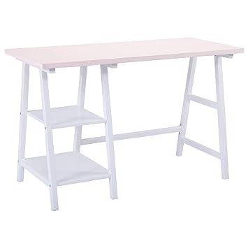 amazon home office furniture. tangkula computer writing study desk modern vintage home office furniture amazon e