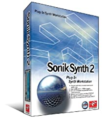 SONIK SYNTH 2 PLUG IN SYNTH  WORKSTATION...